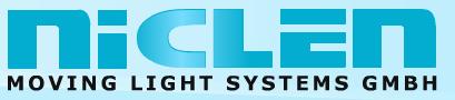 NiClen B.V. - NicLen B.V. te Bunschoten, is een Dry Hire Verhuurmaatschappij van professioneel licht en rigging. Wij putten uit de enorme voorraad van één van de grootste Dry Hire verhuurmaatschappijen van Duitsland, NicLen GmbH.