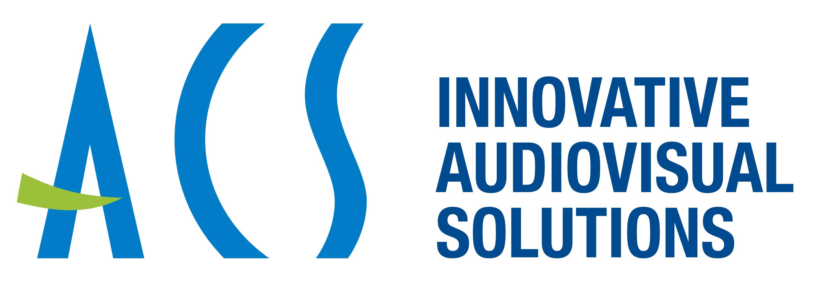 ACS audiovisual solutions - Passende audiovisuele- en IT oplossingen voor ieder evenement, vergadering of congres.