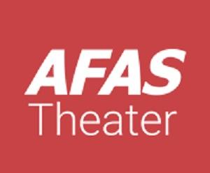 AFAS THEATER - Het nieuwe AFAS Theater in Leusden opende in 2021 haar deuren en biedt in de theaterzaal ruimte aan 850 gasten. De locatie is het decor voor kleine en grote zakelijke evenementen, zoals seminars, congressen, productpresentaties en premières.