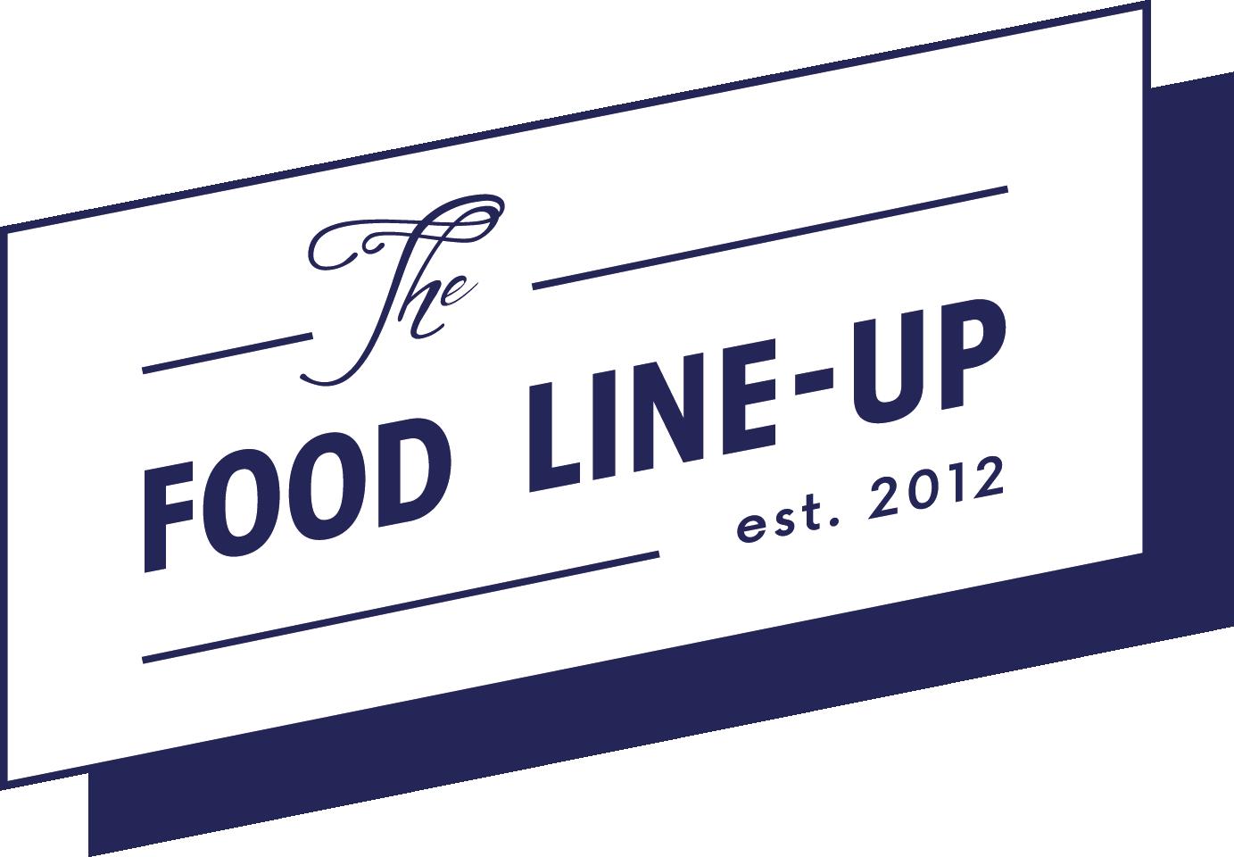 The Food Line-up - Er is een revolutie gaande in event-catering. Niet 1 cateraar maar een line-up van meerdere gepassioneerde chefs en ondernemers met waanzinnig lekkere specialiteiten tillen zakelijke feesten & festivals, seated diners en congressen naar een hoger niveau.