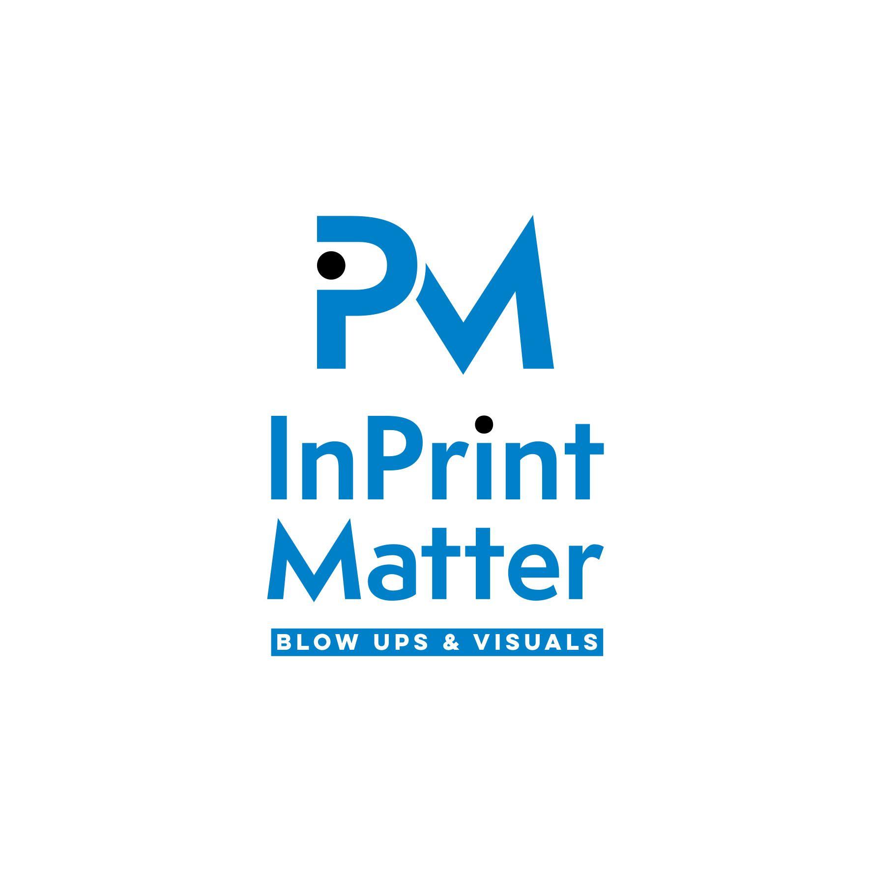 InPrintMatter BV - inPrintMatter is het ideale partner & productiebedrijf voor XL prints en productie van  2D + 3D Blow Ups & Inflatables