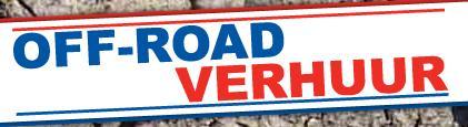 Off-Road Verhuur - Bij Off-Road Verhuur kunt u terecht voor het huren van vervoersmiddelen voor uw evenement