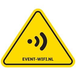 Event Wifi - Event Wifi levert sinds 2009 draadloos internet voor evenementen. Voor conferenties, hackathons, festivals of tijdelijke kantoren.