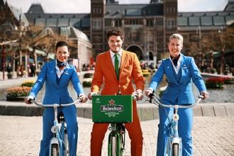 Inspiratie om een evenement te organiseren: Heineken