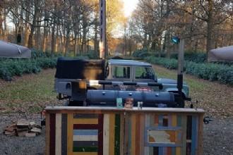 Een keer wat anders op jouw winterse event: de winterbarbecue!