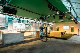 Studio's waar je jouw online event kunt streamen