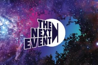 Voor elke organisator van evenementen:  120 kennissessies en 5 podia op The Next Event