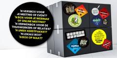 Kerst events: Mood4Food bezorgt diverse foodboxen aan huis