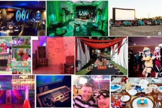 100 thema ideeën voor uw evenement. Het themafeest is een blijfertje! (part 1)