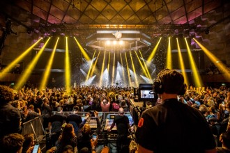 Hoe zorg je voor een vlekkeloze live uitzending van uw event? Case: Muziekfestival Noorderslag