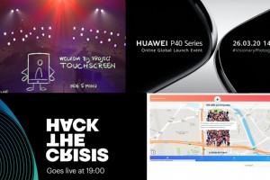 Inspiratie: volwaardige events die groot en deels online plaatsvonden