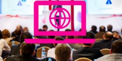 Online kennissessies - hoe organiseer je waardevolle online events? /  Corona & events
