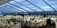 Zomertip: een transparante partytent voor je privé- of bedrijfsfeest