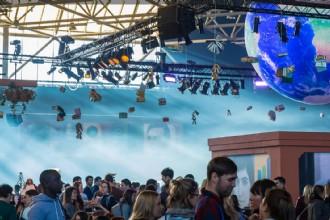Festivalisering van zakelijke evenementen door de ogen van de technisch producent