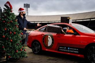 Kerst Events: Kerst Drive-thru in De Kuip