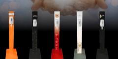 Desinfectiezuilen voor evenementen: in eigen kleur en logo