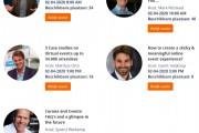 Online platform biedt kosteloos tientallen online kennissessies. Corona en events, podcasts, virtual events en meer