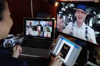 Online Teambuilding voor werken op afstand