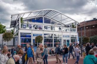 Een tent als flexibele eventlocatie: de veel gestelde vragen en eventcases