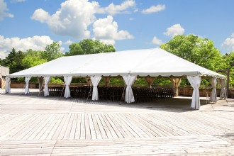 10 tips voor het inhuren van tijdelijke accommodatie en tenten