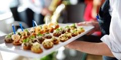 Serveer op uw evenement minder vlees en meer groente
