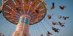 Onconventionele eventlocaties: attractieparken