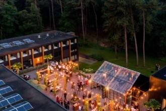 Compleet vernieuwde hotel en eventlocatie heropent in Lunteren