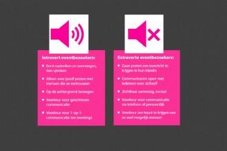 6 tips voor interactie op jouw evenement: speciaal voor de introverte eventgast