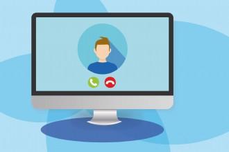 6 redenen om voor video-calls te kiezen ipv een telefoontje