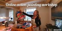 Kerst Events: online workshops van Bob Ross tot Dikke Dames schilderen