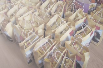 Give aways, relatiegeschenken en goodiebags op evenementen