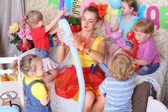 Pas uw evenement aan op verschillende leeftijden:  Kinderen (deel 1)