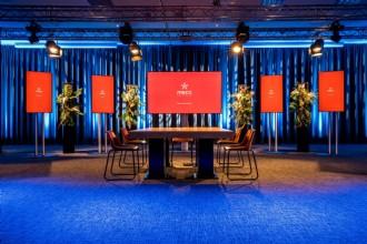 MECC biedt plug & play studio voor online events