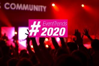 Trends voor zakelijke evenementen in 2020