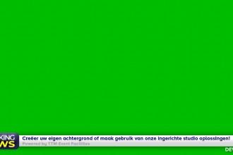 Studio DEVENTER: Green screen of compleet ingericht?