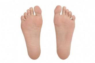 Presenteren op blote voeten?