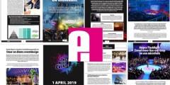 Eventinformatie - snacks uit het EventBranche Magazine