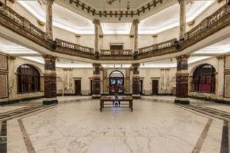 Koninklijk Instituut voor de Tropen: monumentale ruimte