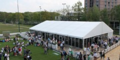 Uw event in een tent? Dit is de checklist!