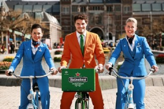 Inspiratie! Events afkijken bij een groot Nederlands merk: Heineken