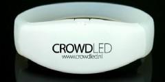 Innovatie CrowdLED: uw publiek als lichtshow