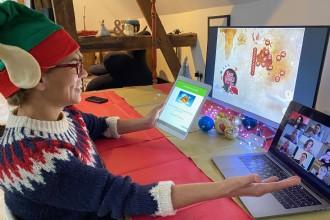 Kerst Events: ontdek in een online spel hoe mensen over de hele wereld feestvieren