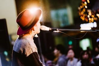 Interactie op voor grote groepen op evenementen:  interactieve entertainment concepten