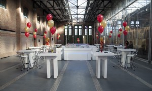David van Schie Party Rental