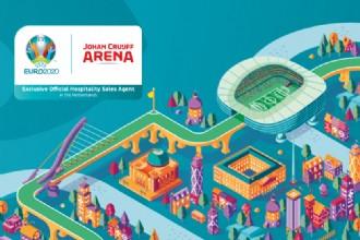 De beloning, incentive voor jouw personeel/klanten: UEFA EURO 2020 hopsitality pakketten