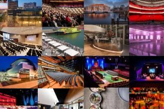 Theater of schouwburg als locatie voor jouw evenement?