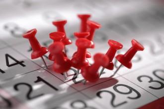 Alles draait om goede planning: Vijf tips voor het professioneel organiseren van een evenement